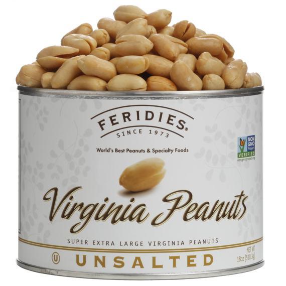 Quarterly Club Plans - Unsalted Peanuts