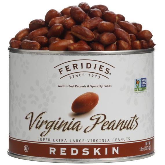 18oz Redskin Virginia Peanuts