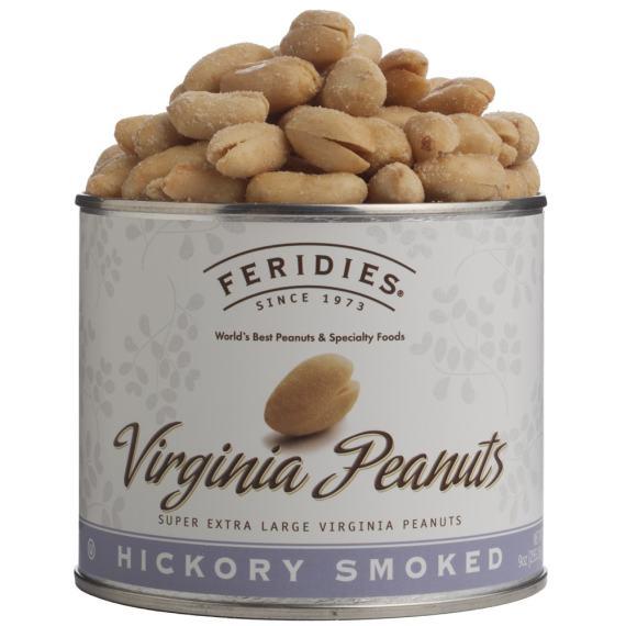 9oz Hickory Smoked Peanuts