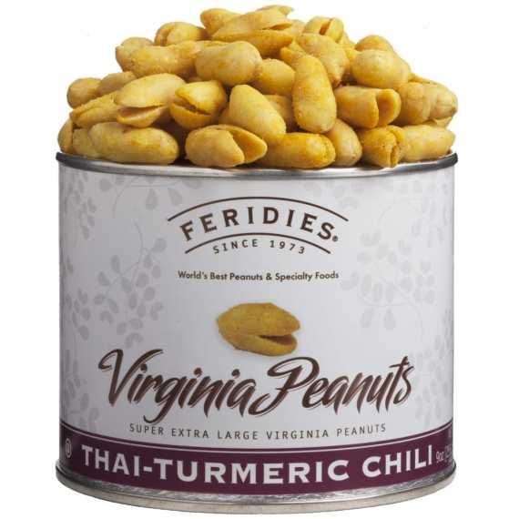 9oz Thai-Turmeric Chili Peanuts