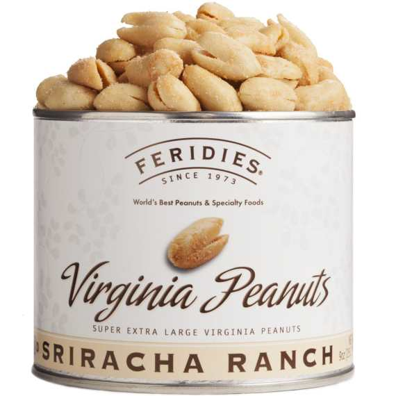 9oz Sriracha Ranch Peanuts
