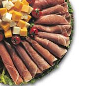 1 lb. Cooked Virginia Ham Slices
