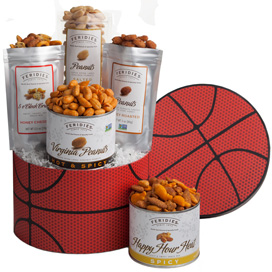 Basketball Snack Box