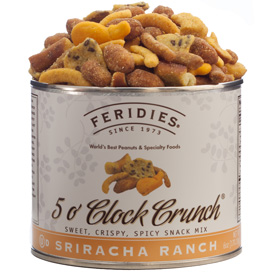 6oz Sriracha Ranch 5 O'Clock Crunch®