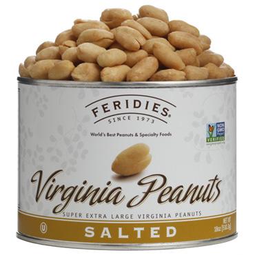 Salted Peanuts Club Plan
