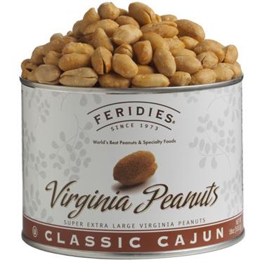 Cajun Peanuts Club Plan